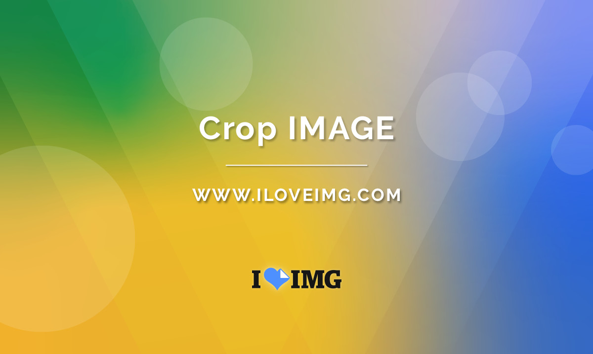 Crop your images in seconds for free!